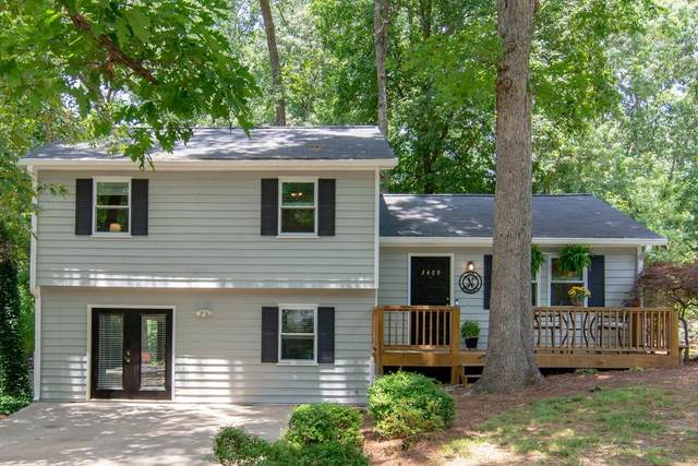 3459 Forest Knoll Drive, Duluth, GA 30097 (MLS #6733567) :: The Butler/Swayne Team