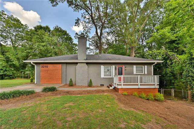 3210 Humphries Drive SE, Atlanta, GA 30354 (MLS #6733587) :: Charlie Ballard Real Estate