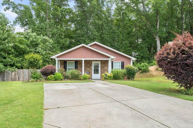 6940 Satterlee Woods Lane, Austell, GA 30168 (MLS #6733588) :: Charlie Ballard Real Estate