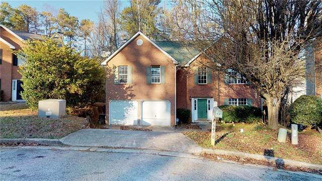 6486 Carriage Lane, Stone Mountain, GA 30087 (MLS #6733604) :: North Atlanta Home Team