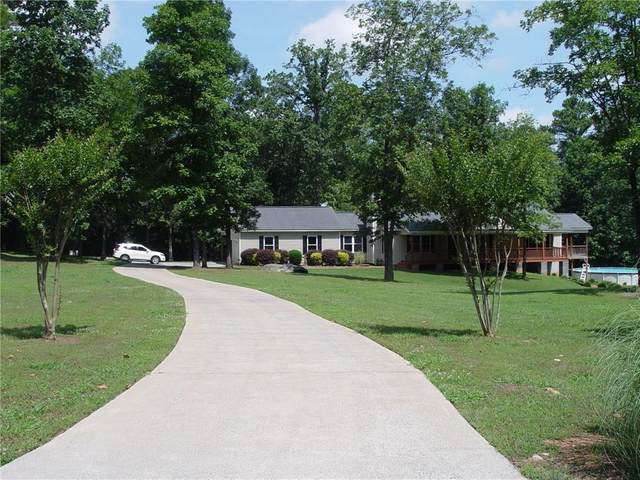 184 Spring Drive SE, Calhoun, GA 30701 (MLS #6733681) :: Kennesaw Life Real Estate