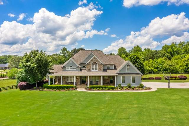 101 Soapstone Way, Canton, GA 30115 (MLS #6733706) :: Thomas Ramon Realty
