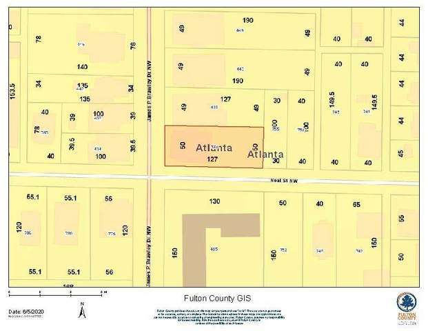 433 James P Brawley Drive NW, Atlanta, GA 30318 (MLS #6733748) :: The Heyl Group at Keller Williams