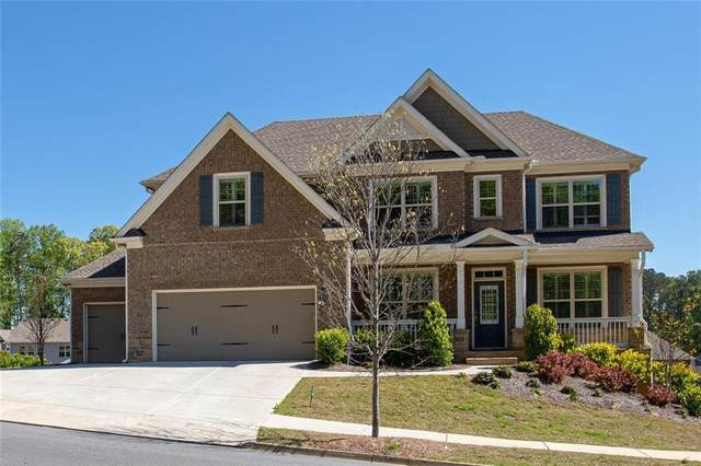 421 Hathaway Avenue, Woodstock, GA 30188 (MLS #6733759) :: Charlie Ballard Real Estate