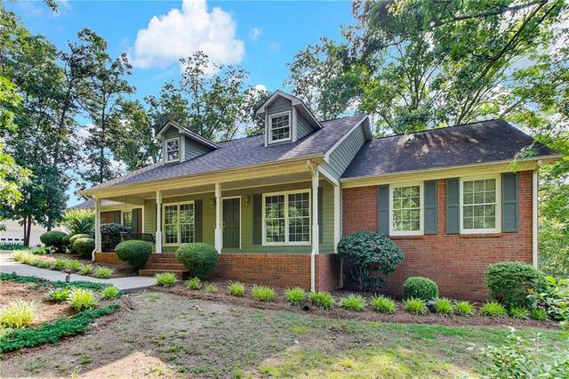224 Thornwood Drive SE, Calhoun, GA 30701 (MLS #6733774) :: Kennesaw Life Real Estate