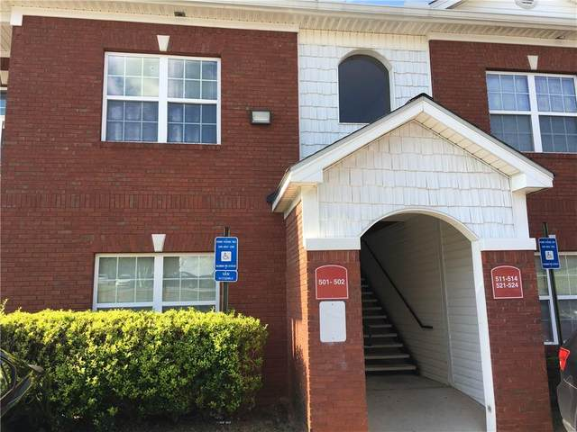 7712 Autry Circle #513, Douglasville, GA 30134 (MLS #6733790) :: The Realty Queen & Team