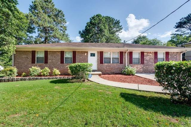 2989 Ann Marie Lane, Rex, GA 30273 (MLS #6733791) :: The Zac Team @ RE/MAX Metro Atlanta