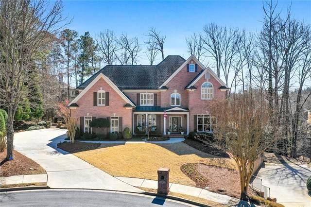 950 Crofters Pass, Alpharetta, GA 30022 (MLS #6733801) :: Path & Post Real Estate