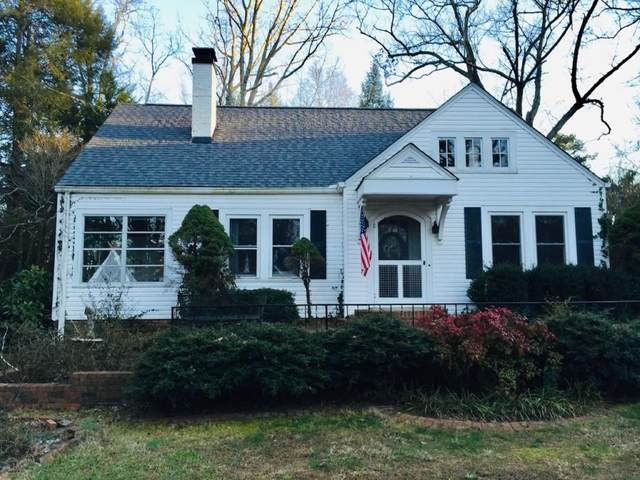 1174 Morningside Drive, Gainesville, GA 30501 (MLS #6733815) :: The Realty Queen & Team