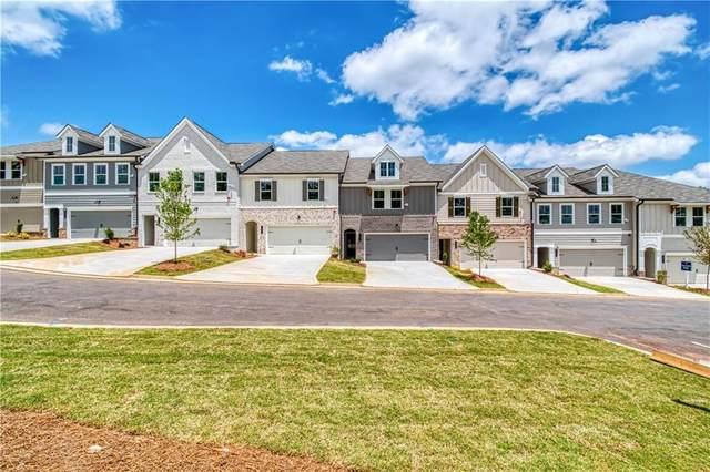 349 Niles Court #23, Marietta, GA 30060 (MLS #6733823) :: Kennesaw Life Real Estate