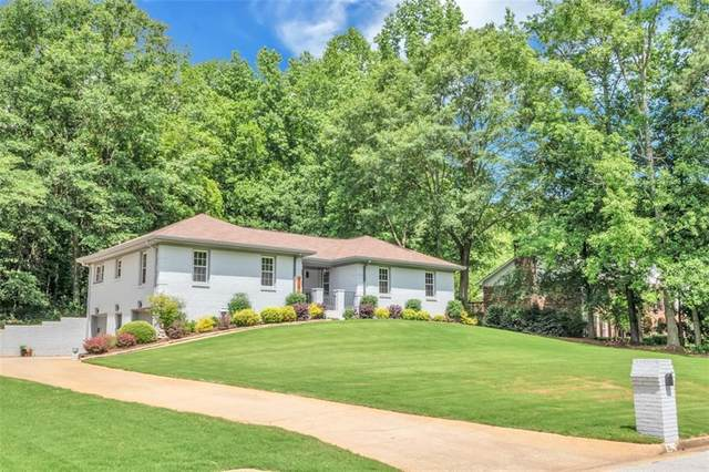 9021 Par Drive, Douglasville, GA 30134 (MLS #6733840) :: The Realty Queen & Team
