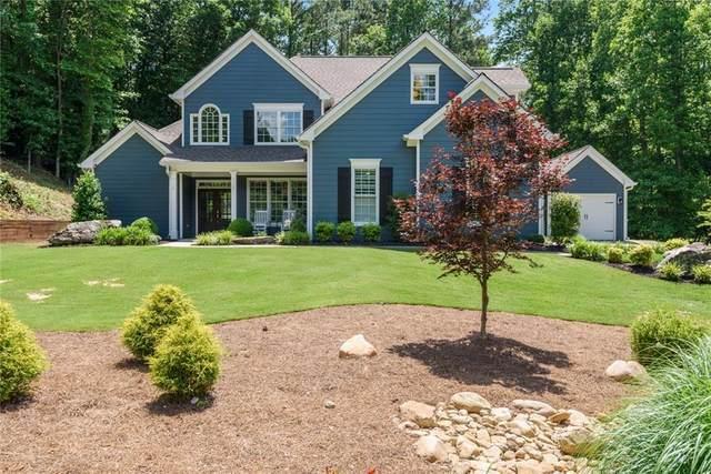 220 Silver Birch Court, Alpharetta, GA 30004 (MLS #6733862) :: Kennesaw Life Real Estate