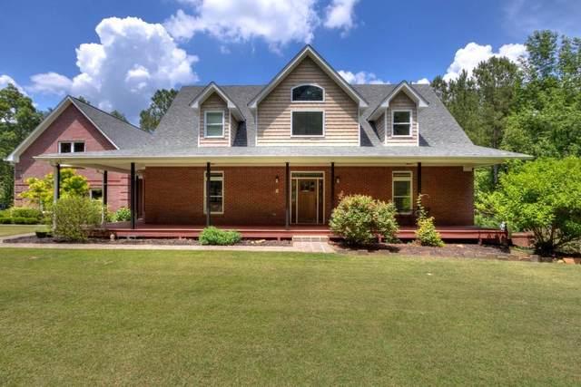60 Deer Lodge Road, Rydal, GA 30171 (MLS #6733871) :: The Realty Queen & Team