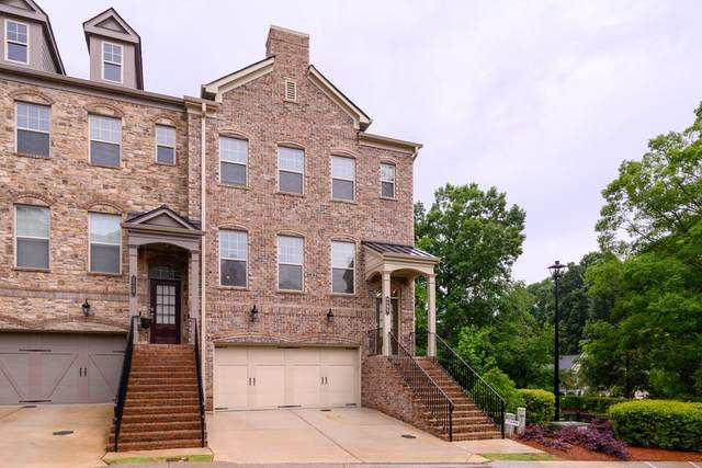 2425 Santa Rosa Street, Alpharetta, GA 30009 (MLS #6733924) :: Path & Post Real Estate