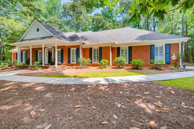 510 Saddle Crest Drive, Roswell, GA 30075 (MLS #6733945) :: The Realty Queen & Team