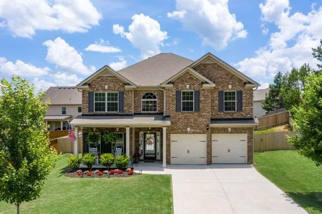83 Wedge Wood Way, Dallas, GA 30132 (MLS #6733950) :: Charlie Ballard Real Estate