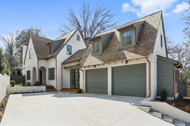 284 The Prado NE, Atlanta, GA 30309 (MLS #6733954) :: Tonda Booker Real Estate Sales