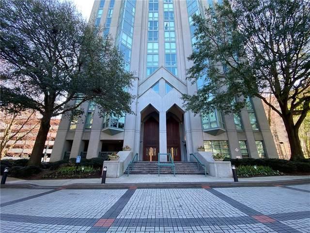 2870 Pharr Court South NW #2005, Atlanta, GA 30305 (MLS #6734001) :: The North Georgia Group