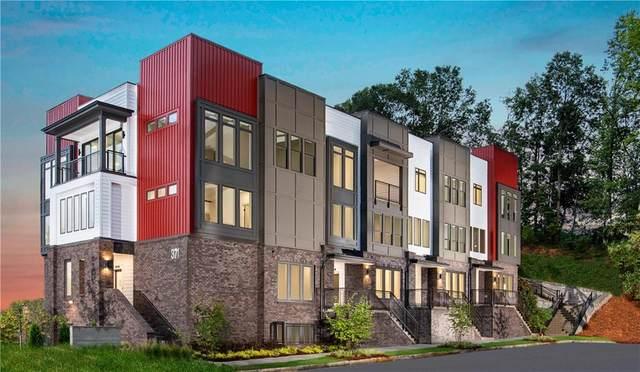 399 Pratt Drive #901, Atlanta, GA 30315 (MLS #6734012) :: Vicki Dyer Real Estate