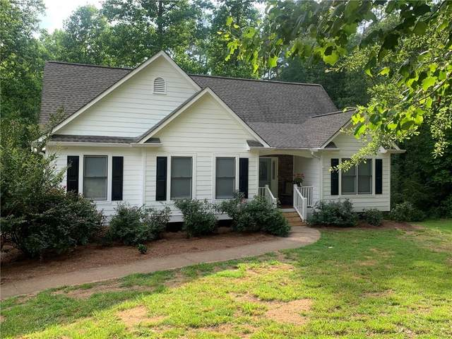245 Ridgecrest Drive, Ball Ground, GA 30107 (MLS #6734038) :: Path & Post Real Estate