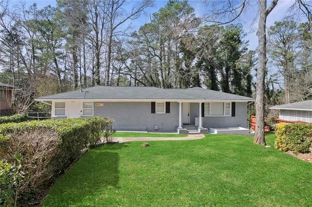 553 Collingwood Drive, Decatur, GA 30032 (MLS #6734054) :: The Zac Team @ RE/MAX Metro Atlanta