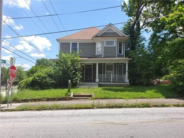 852 Washington Street SW, Atlanta, GA 30315 (MLS #6734056) :: The Heyl Group at Keller Williams