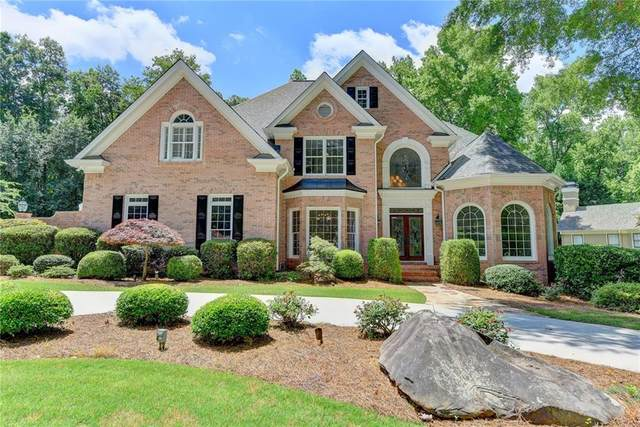 7460 St Marlo Country Club Parkway, Duluth, GA 30097 (MLS #6734088) :: The Cowan Connection Team