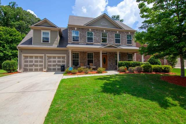736 Wade Farm Drive, Austell, GA 30168 (MLS #6734094) :: Charlie Ballard Real Estate