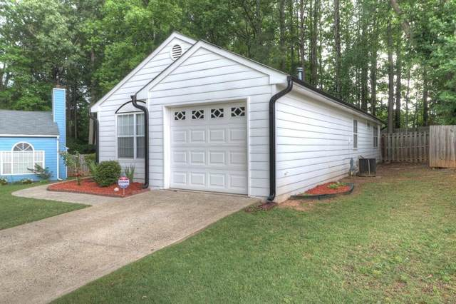 5105 Park Circle, Austell, GA 30106 (MLS #6734104) :: The Realty Queen & Team