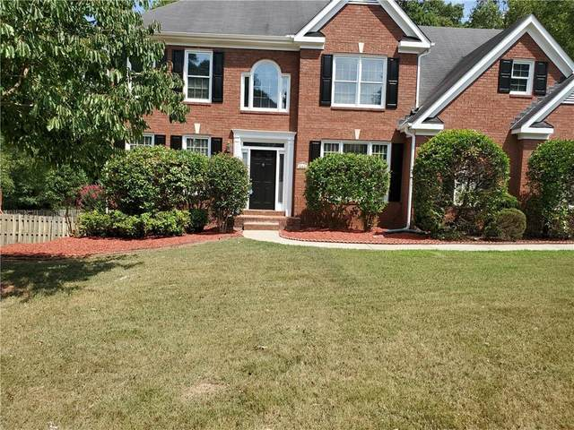 267 Creek Front Way, Lawrenceville, GA 30043 (MLS #6734125) :: The Realty Queen & Team