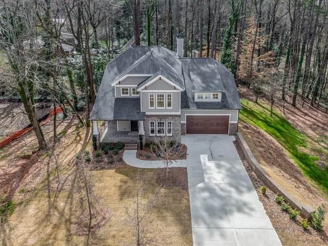 5860 Hilderbrand Drive, Sandy Springs, GA 30328 (MLS #6734140) :: Path & Post Real Estate