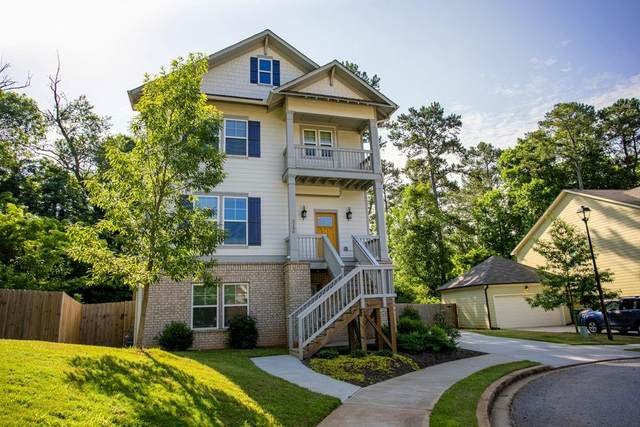 2136 Oak Knob Drive, Decatur, GA 30032 (MLS #6734143) :: The Zac Team @ RE/MAX Metro Atlanta