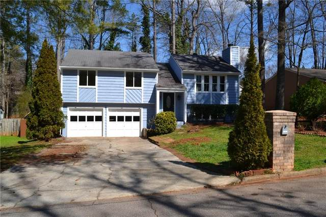 330 Hembree Forest Circle, Roswell, GA 30076 (MLS #6734156) :: The Butler/Swayne Team