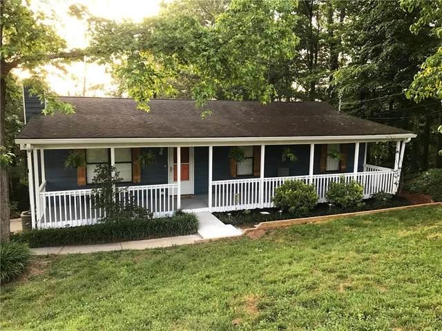 119 S Mill Creek Court, Woodstock, GA 30188 (MLS #6734161) :: Path & Post Real Estate