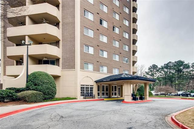 1501 Clairmont Road #531, Decatur, GA 30033 (MLS #6734168) :: The Zac Team @ RE/MAX Metro Atlanta
