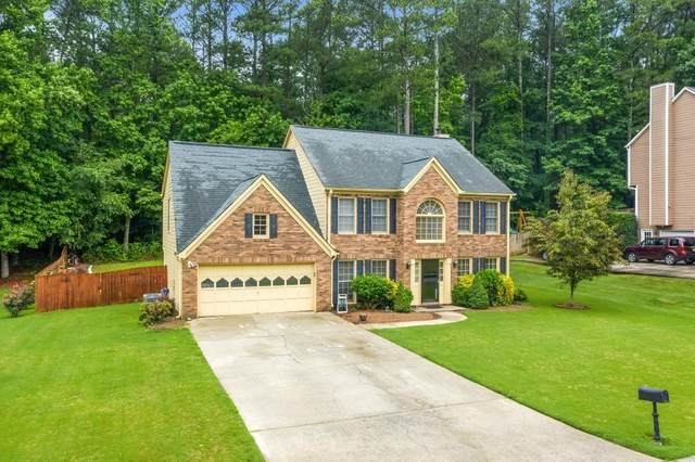 4332 Martingale Lane NW, Acworth, GA 30101 (MLS #6734179) :: RE/MAX Paramount Properties