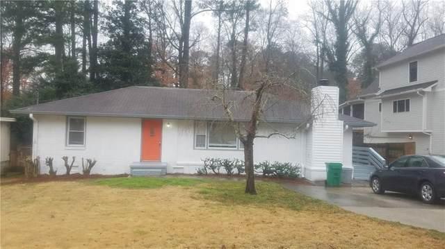1653 Wayland Circle NE, Brookhaven, GA 30319 (MLS #6734184) :: Path & Post Real Estate