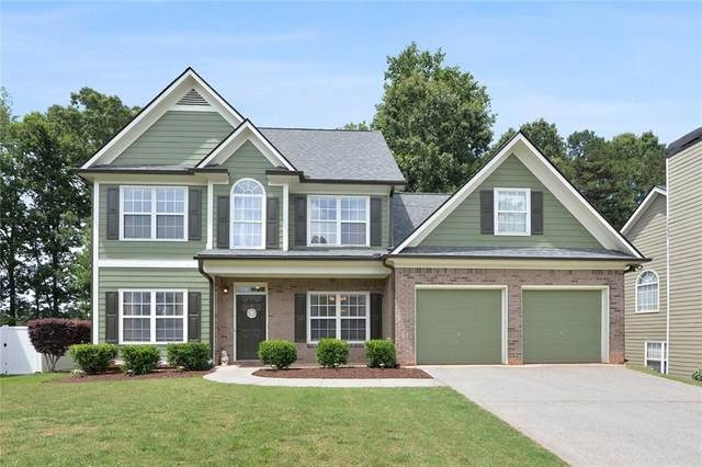 4982 Newpark Lane NW, Acworth, GA 30101 (MLS #6734196) :: RE/MAX Paramount Properties