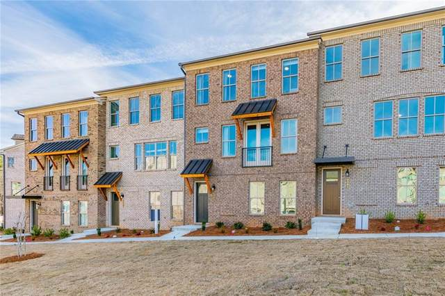 4327 Water Elm Alley #208, Doraville, GA 30360 (MLS #6734207) :: North Atlanta Home Team