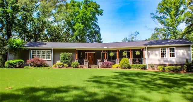 645 Town Creek Drive, Canton, GA 30115 (MLS #6734212) :: North Atlanta Home Team
