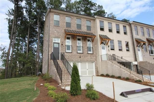 2345 Tarben Drive #69, Snellville, GA 30078 (MLS #6734213) :: Path & Post Real Estate