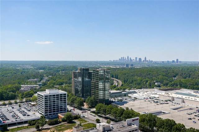 3475 Oak Valley Road NE #2810, Atlanta, GA 30326 (MLS #6734222) :: HergGroup Atlanta