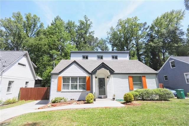 2556 Creekwood Terrace, Decatur, GA 30030 (MLS #6734248) :: The Realty Queen & Team