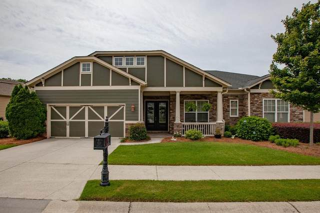 3358 Indian Hawthorne Ridge SW, Gainesville, GA 30504 (MLS #6734266) :: The Realty Queen & Team