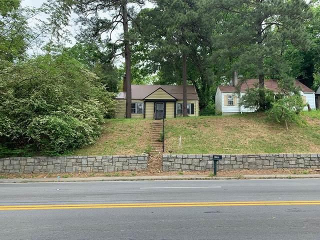 2145 Donald Lee Hollowell Parkway, Atlanta, GA 30318 (MLS #6734312) :: The North Georgia Group