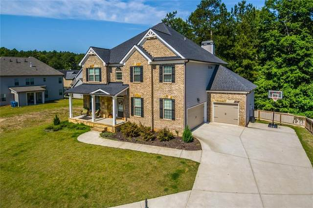 2833 Blue Stone Court, Dacula, GA 30019 (MLS #6734323) :: The Heyl Group at Keller Williams