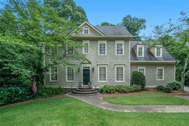 670 Mount Paran Road, Atlanta, GA 30327 (MLS #6734334) :: North Atlanta Home Team