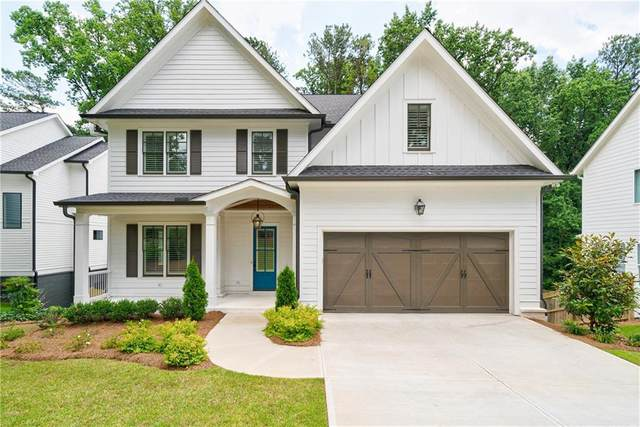 2635 Drew Valley Road NE, Brookhaven, GA 30319 (MLS #6734382) :: The Zac Team @ RE/MAX Metro Atlanta