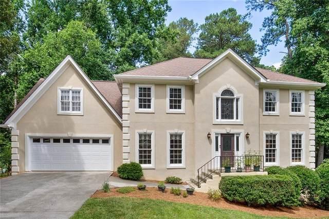 1213 Fielding Court SW, Marietta, GA 30064 (MLS #6734446) :: North Atlanta Home Team
