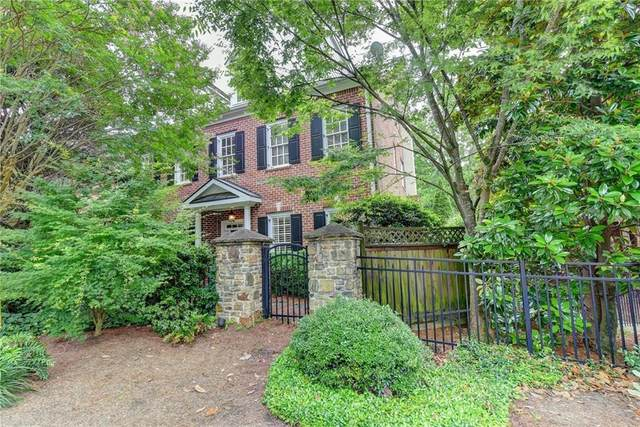 1139 Brookhaven Commons Drive NE, Brookhaven, GA 30319 (MLS #6734532) :: North Atlanta Home Team